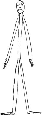 高个子瘦子